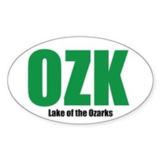 Lake of the Ozarks Decal