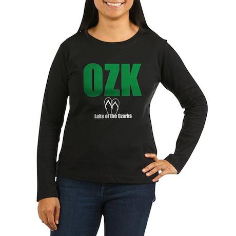 Lake of the Ozarks Women's Long Sleeve T-Shirt