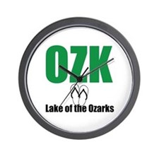 Lake of the Ozarks Wall Clock
