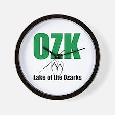 Lake of the Ozarks Wall Clock
