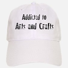 Addicted to Arts and Crafts Hat