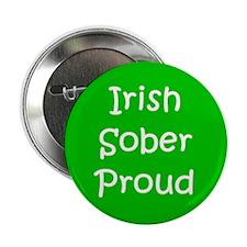 "Irish Sober St. Patty's Parade 2.25"" Button B"