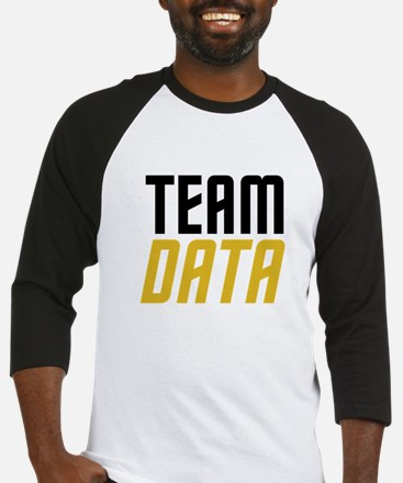 Team Data Baseball Jersey