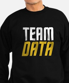 Team Data Sweatshirt (dark)