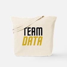 Team Data Tote Bag