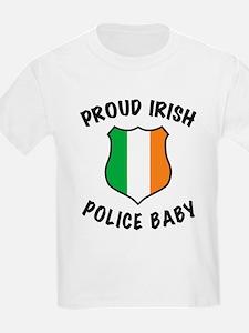 Cute Irish police wife T-Shirt