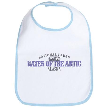 Gates Of The Artic Alaska Bib