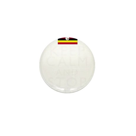 Stay Calm and Stop Kony Mini Button (10 pack)