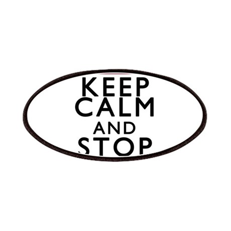 Stay Calm and Stop Kony Patches
