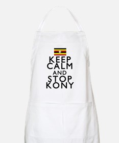 Stay Calm and Stop Kony Apron