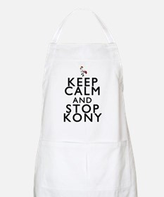 Keep Calm and Stop Kony Apron