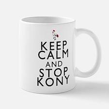 Keep Calm and Stop Kony Small Small Mug