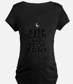 Keep Calm and Stop Kony T-Shirt
