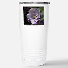 African Violet #02 Travel Mug