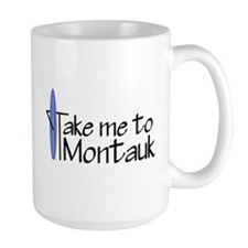Take me to Montauk Mug