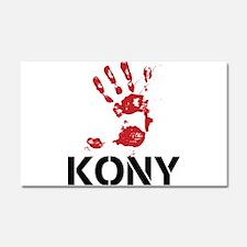 STOP KONY 2012 Car Magnet 20 x 12