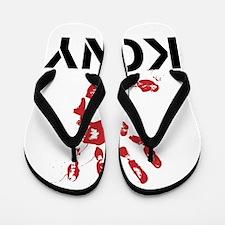 STOP KONY 2012 Flip Flops