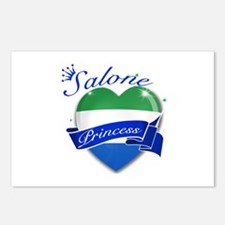 Salone Princess Postcards (Package of 8)