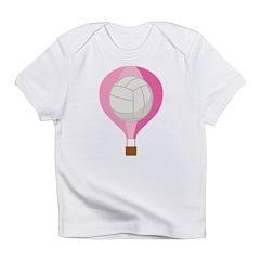 Volleyball Balloon Infant T-Shirt