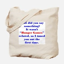 Not HG Related Tote Bag