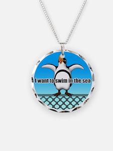 Penguin2 Necklace
