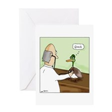 QuackColor Greeting Cards