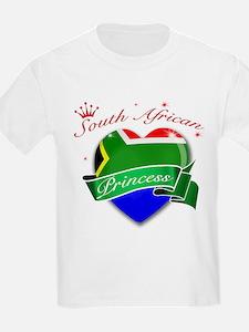South African Princess T-Shirt