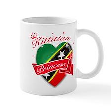 Kittitians Princess Mug