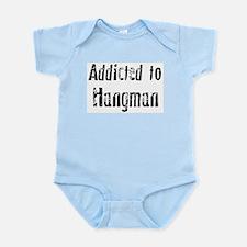 Addicted to Hangman Infant Creeper