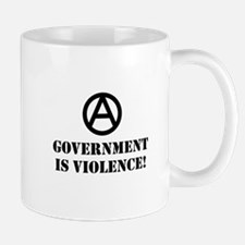 Government is Violence Mug