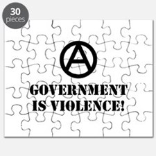 Government is Violence Puzzle