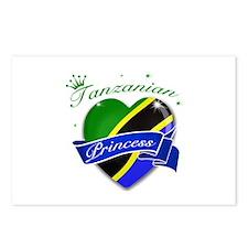 Tanzanian Princess Postcards (Package of 8)
