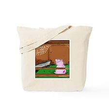 Funny Barnyard animal Tote Bag