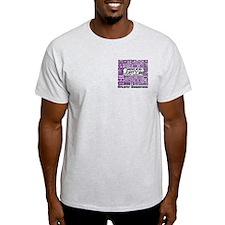 Family Square Epilepsy T-Shirt