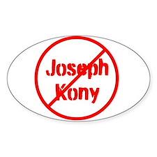 Stop Joseph Kony Decal