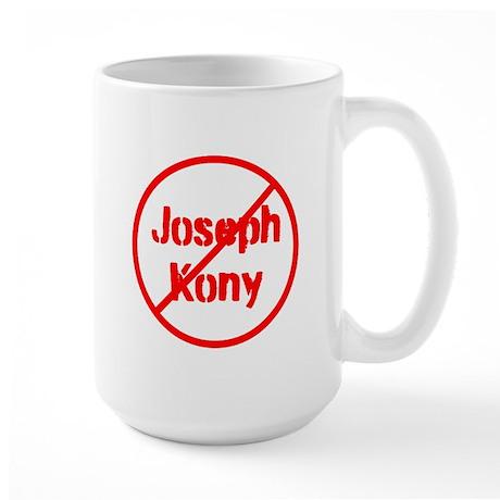 Stop Joseph Kony Large Mug