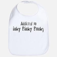 Addicted to Inky Binky Bonky Bib