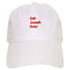 End Joseph Kony Baseball Cap