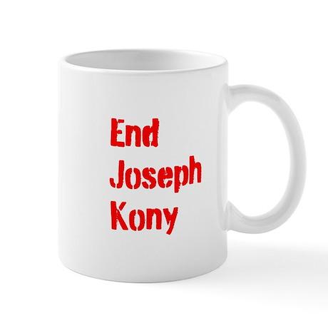 End Joseph Kony Mug