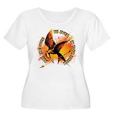 Grunge Hunger Games T-Shirt
