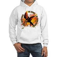 Grunge Hunger Games Hoodie
