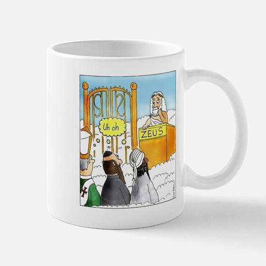 Cute Christian cartoons Mug