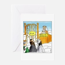 Cute Muslim faith Greeting Cards (Pk of 10)
