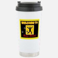 Bay Point Stainless Steel Travel Mug