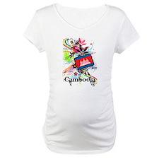 Flower Cambodia Shirt
