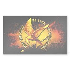 Hunger Games Grunge Decal