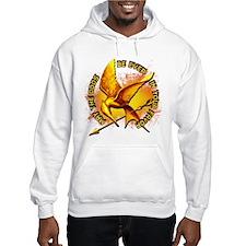 Hunger Games Grunge Hoodie