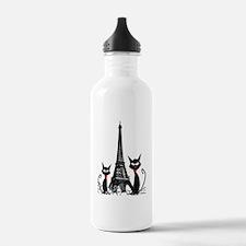 Cat Lovers Water Bottle