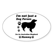 Australien Shepherd Mommy Decal