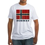 Vintage Norway Fitted T-Shirt